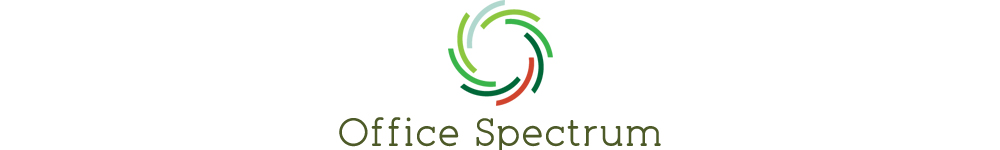 Office spectrum logo
