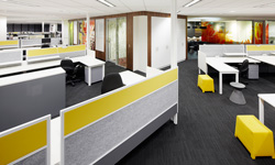 SKM Perth consisting of 350 New Flex System Workstations