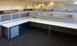 Ausgrid Silverwater refit consisting of 50 workstations