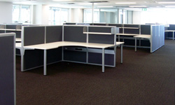 Eco Refurb for Willoughby Coucil consisiting of 45 workstations