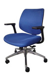 AX low back chair