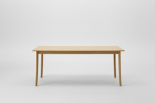 Marini Lightwood Table 200